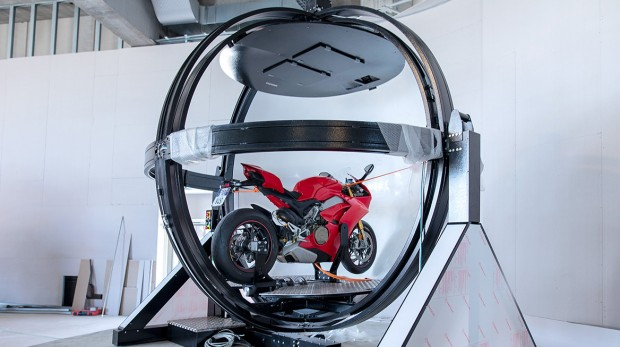 Mirabilandia Ducati World Motion Sphere