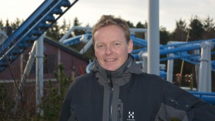 Niels Jørgen Jensen in Farup Sommerland
