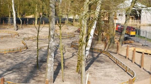 Speelpark Oud Valkeveen Reitbahn-Gelände 2019