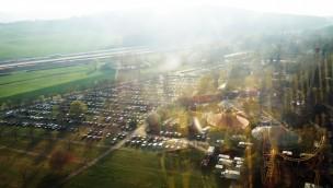 Parkplatz Freizeit-Land Geiselwind