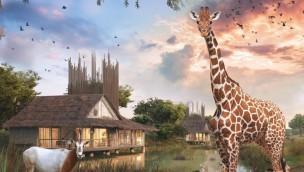 Planet Safari Lodge Planète Sauvage