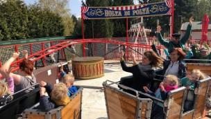 """Rasti-Land 2019 neu mit """"Holta di Polta"""": Neue Achterbahn für Kinder eröffnet"""