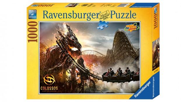 Ravensburger Colossos Puzzle 2019 neu