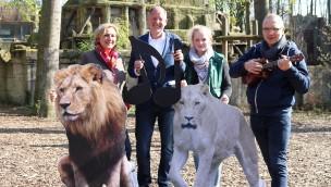 2. Open-Air-Rudelsingen im Juni 2019 im Zoo Osnabrück für den guten Zweck