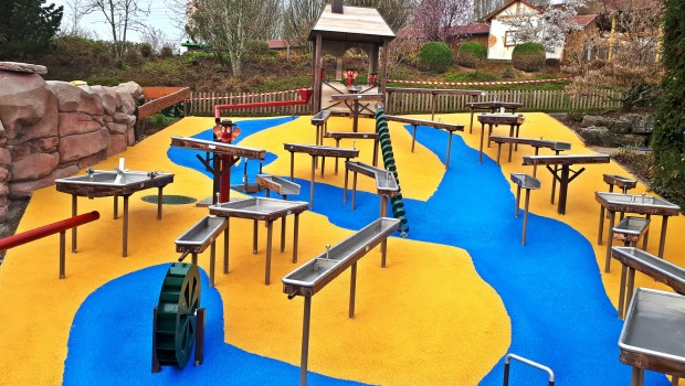 Schwaben-Park Wasserspielplatz