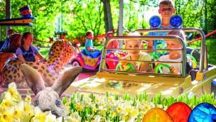 Skyline Park feiert Ostern 2019 mit Ostereier-Suche und Gewinnen