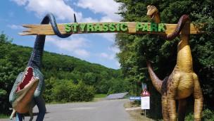 """Styrassic Park in der Steiermark eröffnet 2019 ein """"9D Kino"""" und mehr Neuheiten"""