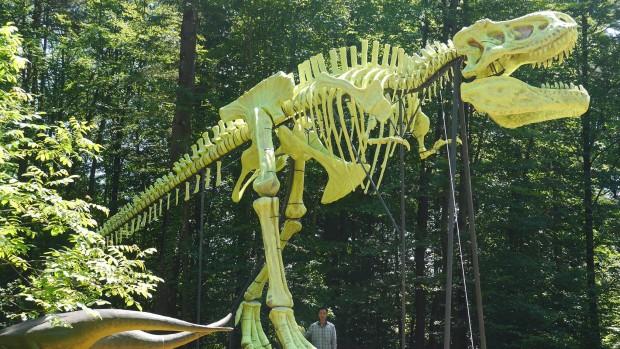 Styrassic Park Tyrannosaurus Rex