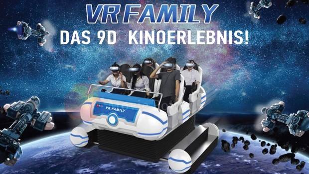 Styrassic Park VR Family
