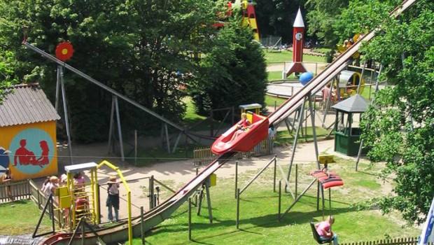 Sybrandy's Speelpark Kinder Spielplatz