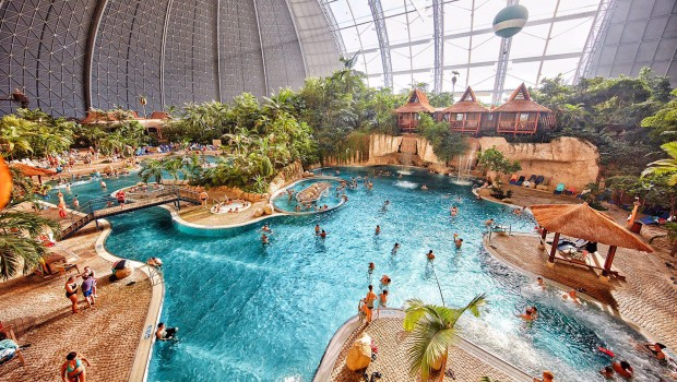 Tropical Islands Indoor-Wasserpark