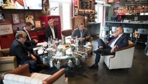 Vitali Klitschko zu Besuch im Europa-Park