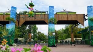 Walygator Parc Eingang