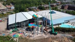 Waterworld in Stoke-on-Trent plant 2019 große Erweiterung mit neuen Rutschen und mehr