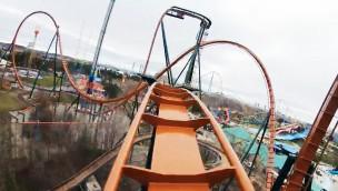 """Größter Dive-Coaster der Welt eröffnet: So fährt """"Yukon Striker"""" in Canada's Wonderland!"""