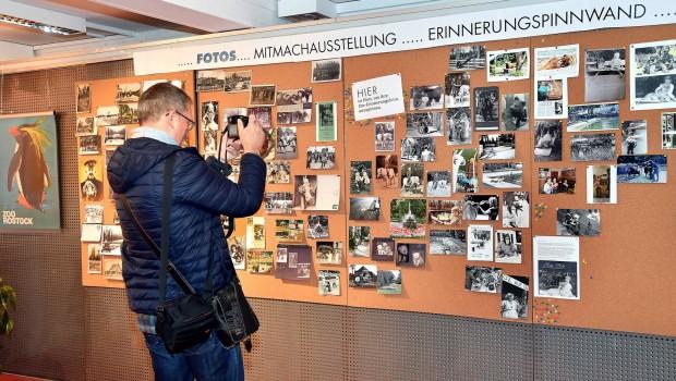 Zoo Rostock 120 Jahre Ausstellung