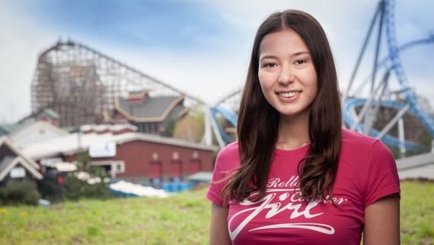 Carolin Karch RollerCoasterGirl 2019 Europa-Park