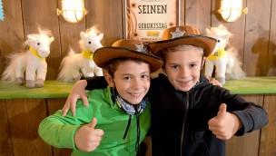"""Cavalluna Park veranstaltet """"Cowboys und Indianer""""-Thementage 2019"""