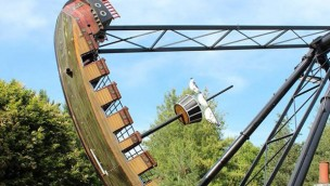 Chessington World of Adventures Black Buccaneer