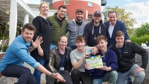 Die Lochis Kinofilm-Dreharbeiten Europa-Park