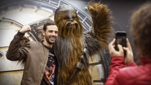 Disneyland Paris Star Wars Day 2019