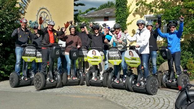 e-Werk Segway- und Event-Park Wetzlar