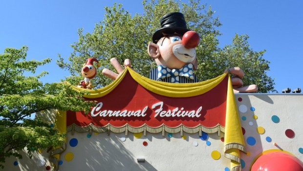 Efteling Carnaval Festival Eingang