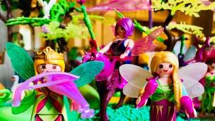 Elbauenpark 2019 im Miniaturformat: Oliver Schaffer baut Park mit PLAYMOBIL-Figuren nach