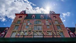 Europa-Park Kronasar Hotel in Außenansicht