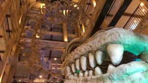 Europa-Park Kronasar neu 2019 Svalgur (Skelett in Lobby)