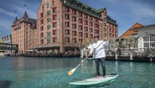 """Brian Bojsen bringt skandinavische Lebensart in Küche von neuem Europa-Park Hotel """"Krønasår"""""""
