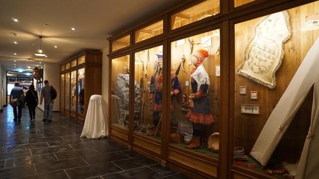 Europa Park Hotel Kronasar Gang zum Restaurant