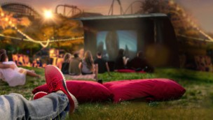 Europa-Park Open Air-Kino 2019