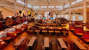 Europa-Park Restaurant Bubba Svens