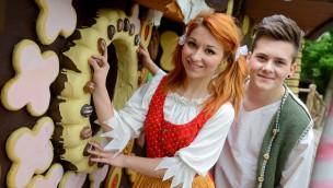 Filmpark Babelsberg Märchenhaftes Kinderfest 2019 Hänsel und Gretel
