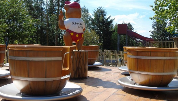 Wild- und Freizeitpark Klotten Klotti Botti neu 2019