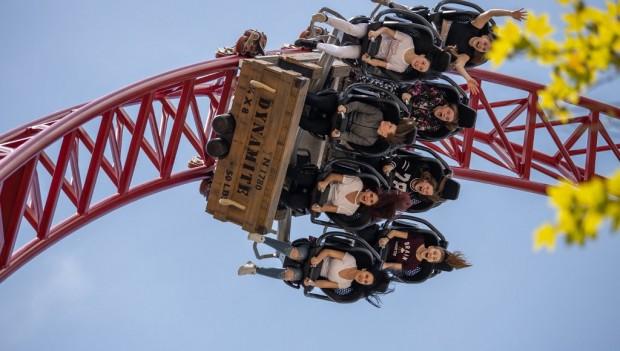 Freizeitpark Plohn Dynamite neu 2019