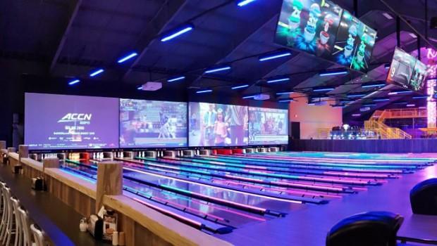 The Funplex East Hanover Hyper-Bowling