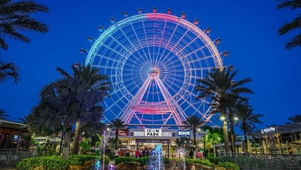 ICON Park Orlando Riesenrad (The Wheel)