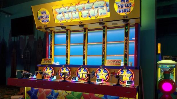 Kartrite Wasserpark Spielautomat
