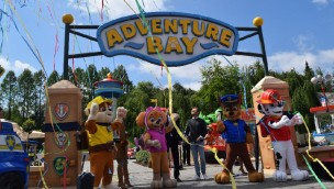 Movie Park Germany Adventure Bay neu 2019 Eröffnung