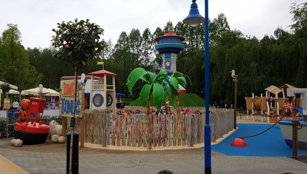 Movie Park Germany Adventure Bay neu 2019 Soft-Opening