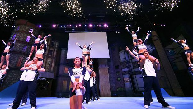 Movie Park Germany Elite Cheerleading Championship
