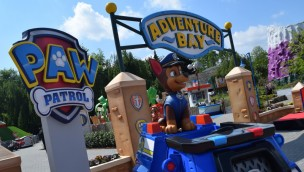 "Neue PAW Patrol-Themenwelt im Movie Park Germany: Das bietet ""Adventure Bay""!"