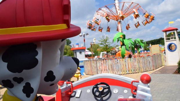 Movie Park Germany Adventure Bay neu 2019 (PAW Patrol)