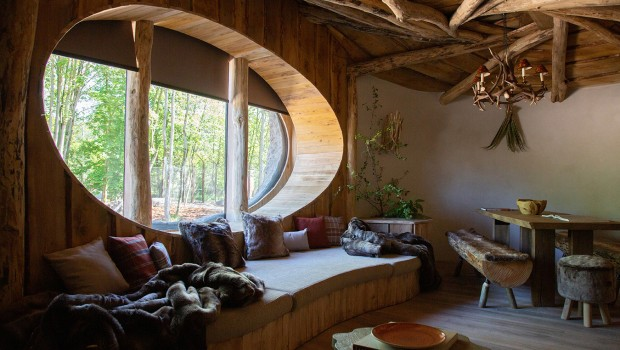 Pairi Daiza Full Moon Lodge