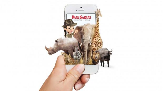 Parc Safari Handy-App