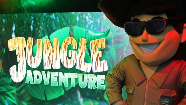 Paultons Park Jungle Adventure 2019 Live-Action-Show