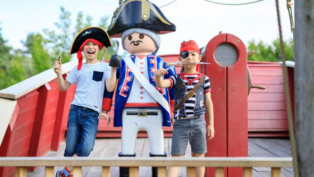 Playmobil-FunPark junge Piraten