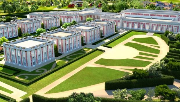 """Puy du Fou """"Le Grand Siècle"""" Pavillons"""